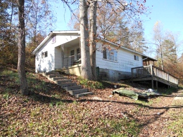 SOLD! Rural setting is part of the appeal of this property located at 149 New Bennett Branch Rd. Siler, Ky Kentucky Real Estate