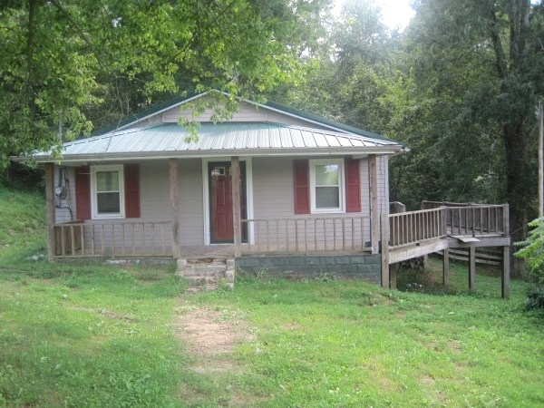 Sold! 109 Ted Ball Rd. - Ready to live in but could use some TLC - 2 acres more or less - reduced $26,900 Kentucky Real Estate
