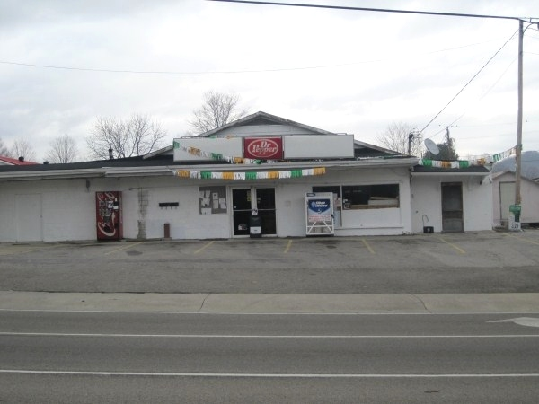 SOLD! INCOME PRODUCING! Convenient store w/gas pumps & 66 storage units, rental space. $261,000 Kentucky Real Estate