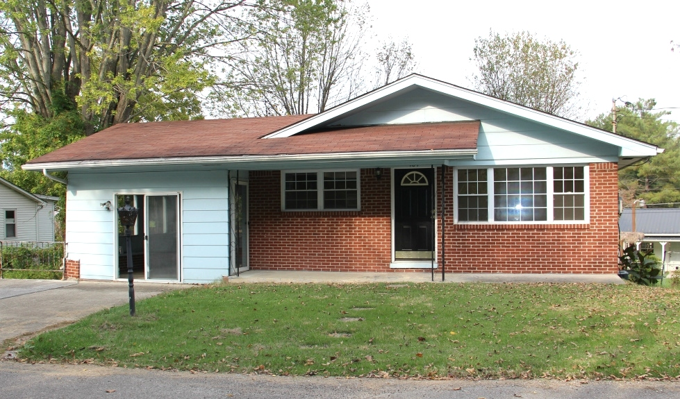 Sold!  484 N. 11th St., Wmsbg | Brick home, 3 bdrm., 2 baths, basement $79,500 Kentucky Real Estate
