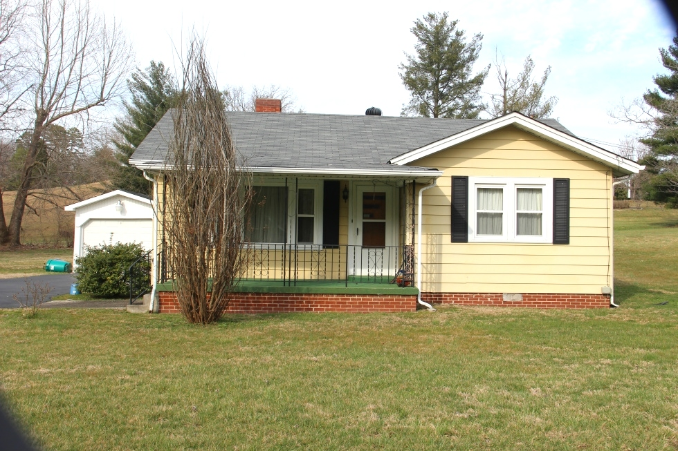Sold! 184 Scuffletown Rd., Corbin | Frame house, 2 bdrm., large level lot, great location! $69,000 Kentucky Real Estate