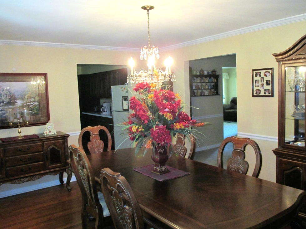 SOLD! 574 Moore Rd., Williamsburg   Brick ranch style home with over 2500 sf of living space. Kentucky Real Estate
