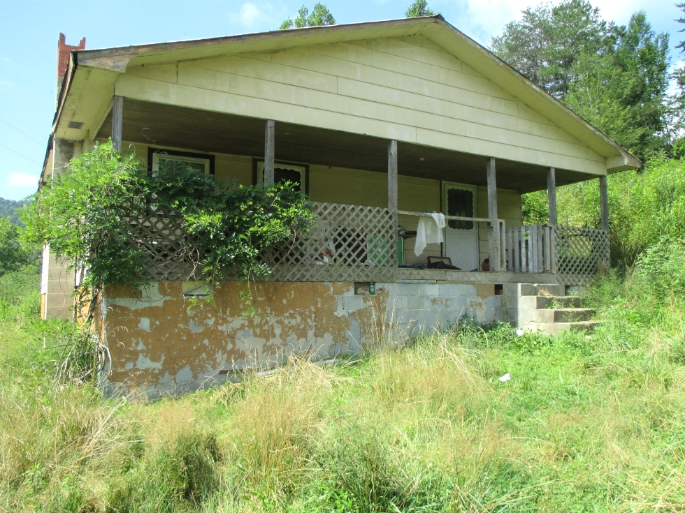 Sold!  Foreclosed Home!  353 Tye Hollow Rd., Williamsburg, KY Kentucky Real Estate