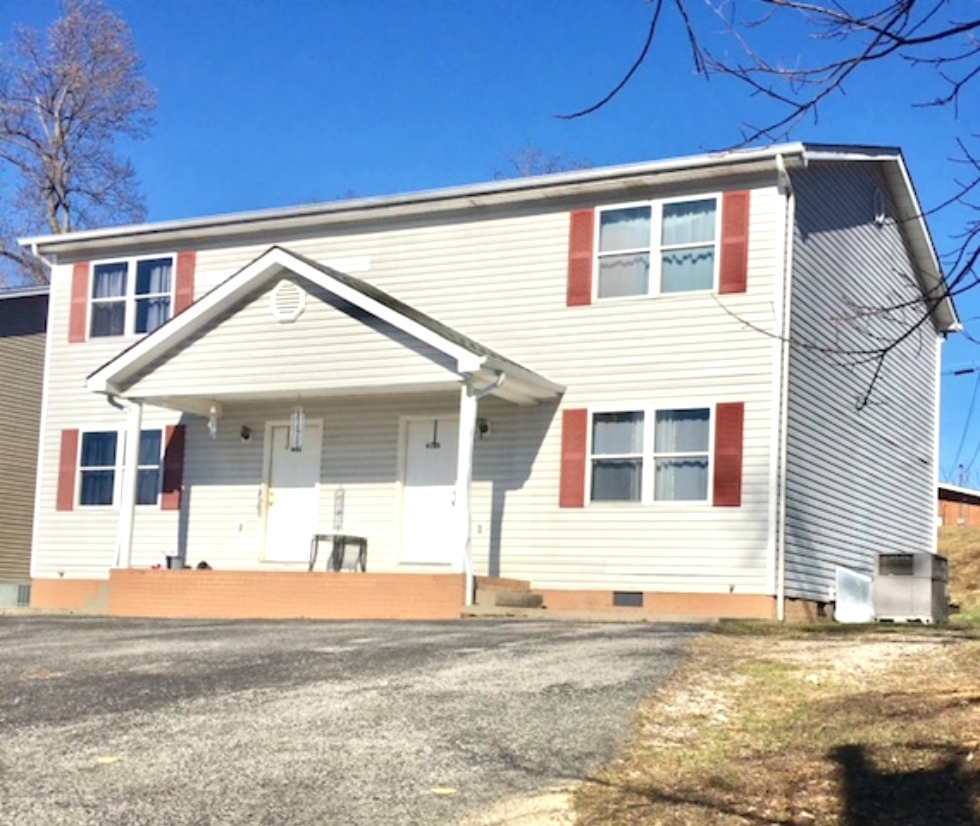 Sold! Attention investors!!  410 15th St.  Rental property - Duplex Kentucky Real Estate