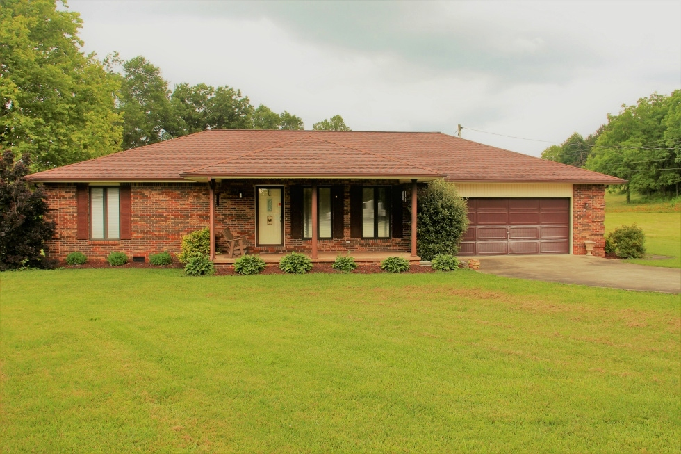 Sold! 5386 N Hwy 25w, Williamsburg | 2.37 acres, 2 bdrm brick home Kentucky Real Estate