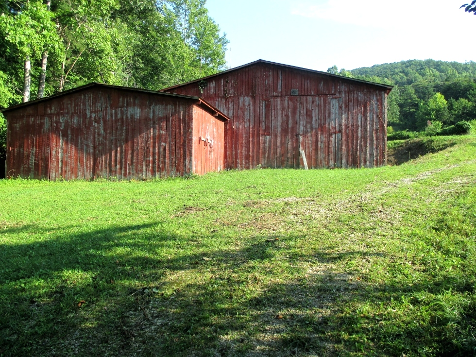 Sold! 1026 Brown's Ck. Rd., Wmsbg  | 40 acres w/a nice house site, well and septic already on site.  Kentucky Real Estate