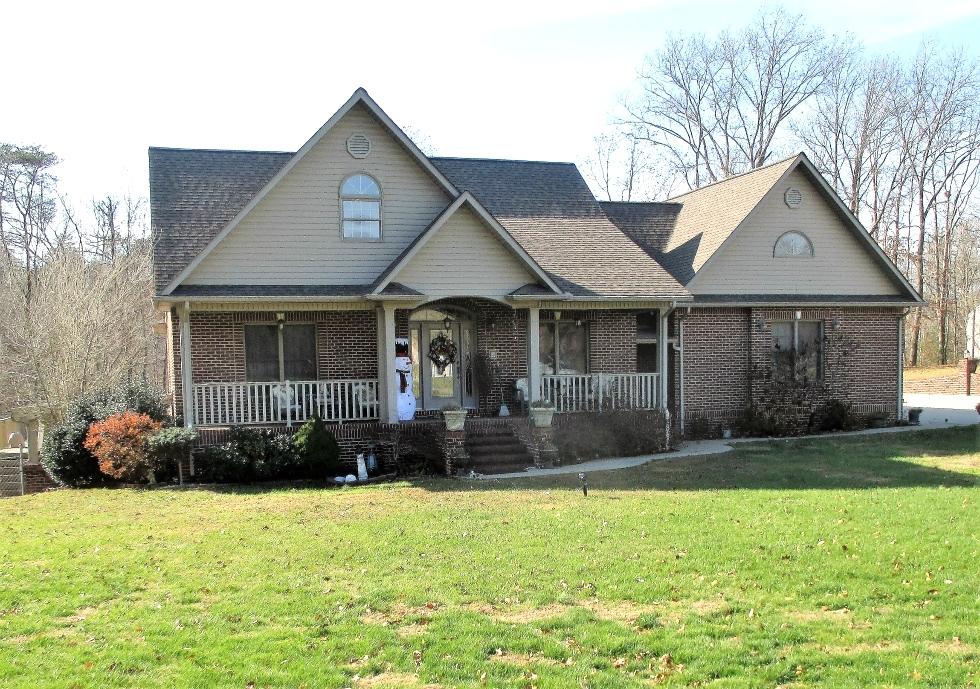 Sold! 11 Sunrise Circle Lane, Williamsburg | 3 bdrm brick, 1.36 acres, 2 car garage Kentucky Real Estate