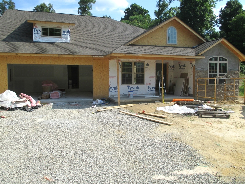 'NEW CONSTRUCTION' - 617 Moore Rd, Williamsburg  | 1900 sf +/- with a 14'X19' master bedroom, with a cathedral ceiling and a large walk-in-closet.  Kentucky Real Estate