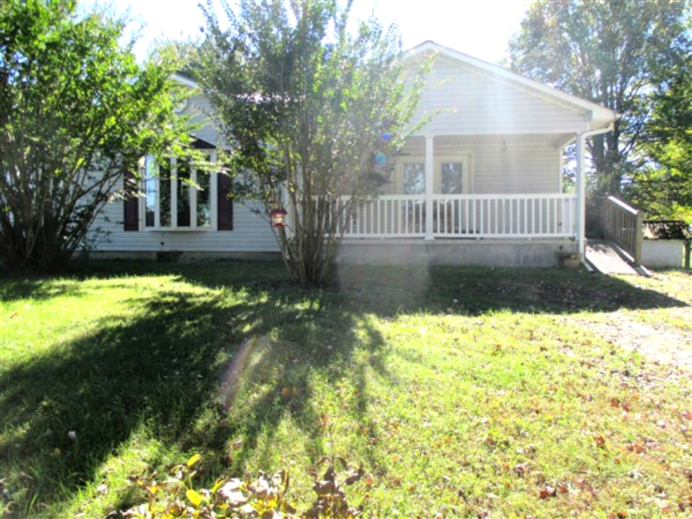 SOLD! 1656 Bethel Rd Pine Knot: |  A 1717 SF+/- vinyl sided home with three bedrooms, 3 baths,