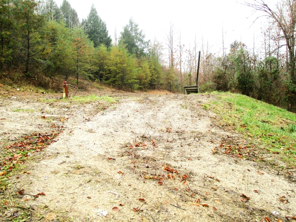 SOLD 109 Sanders Creek Rd.   4.1 surveyed acres that already has water, septic, and electric.
