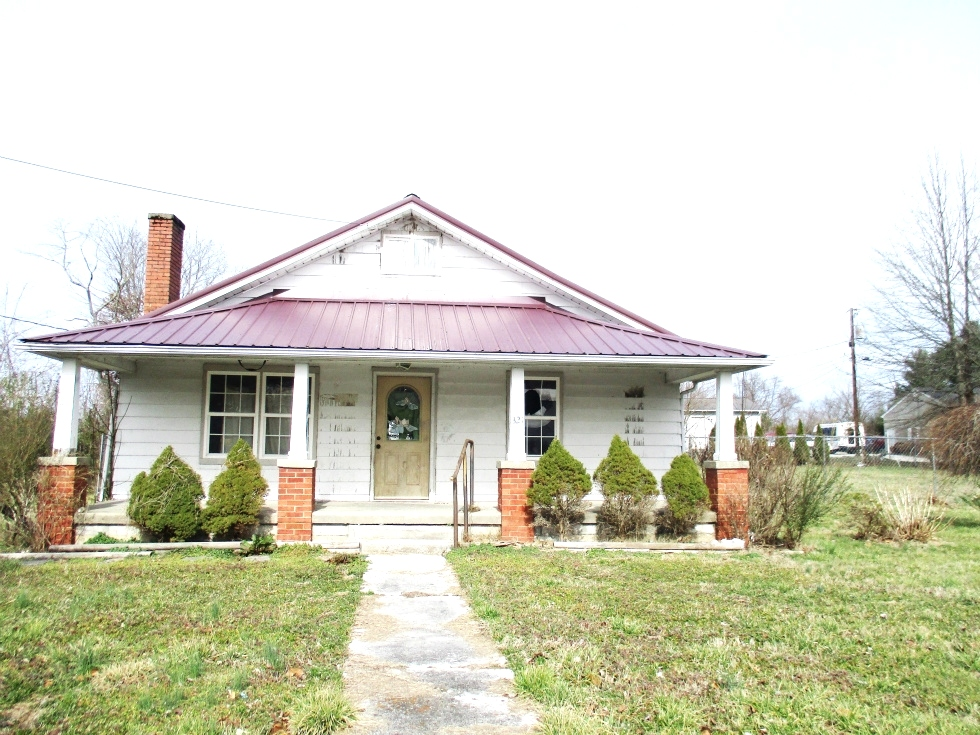 321 Cementery Rd. | Here's a handy-man special featuring over 1300 sf of living space  Kentucky Real Estate