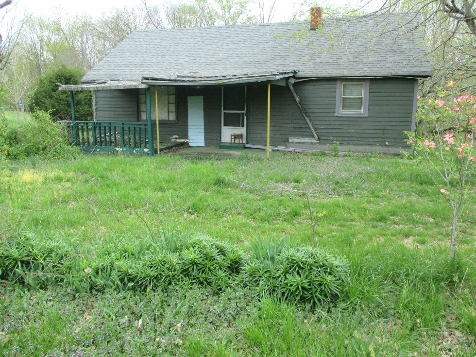 2120 Croley Bend Rd., Wmsbg |  2.11 surveyed acres w/an older house sitting on it. Home needs lots of TLC