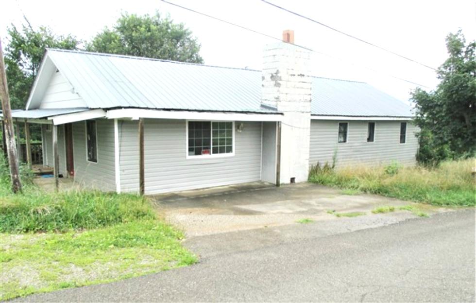 SOLD 56 Possum Creek Rd., Williamsburg |REDUCED!   A 1400 SF +/- home that borders on Wolf Creek an Possum Creek roads