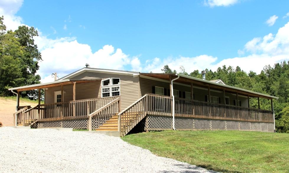 Sold   JUNCTION OF TYE'S FERRY RD. & JACK'S FORK 63.551 surveyed acres